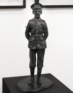 The Unknown Soldier - Metal Resine Sculpture