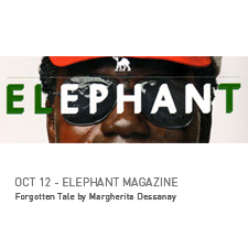 OCT10-ELEPHANT MAGAZINE
