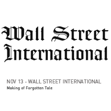 Nov13-Wall street international