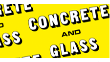 CONCRETE & GLASS MAY 2010 - Rise and Fall Curated by Flora Fairbairn and Paul Hitchman at @0 Hoxton Gallery.>>