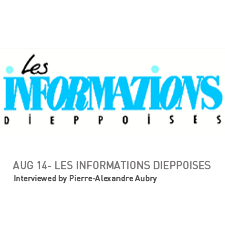 AUG 14 - Les Informations Dieppoises